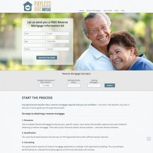 reverse mortgage broker website